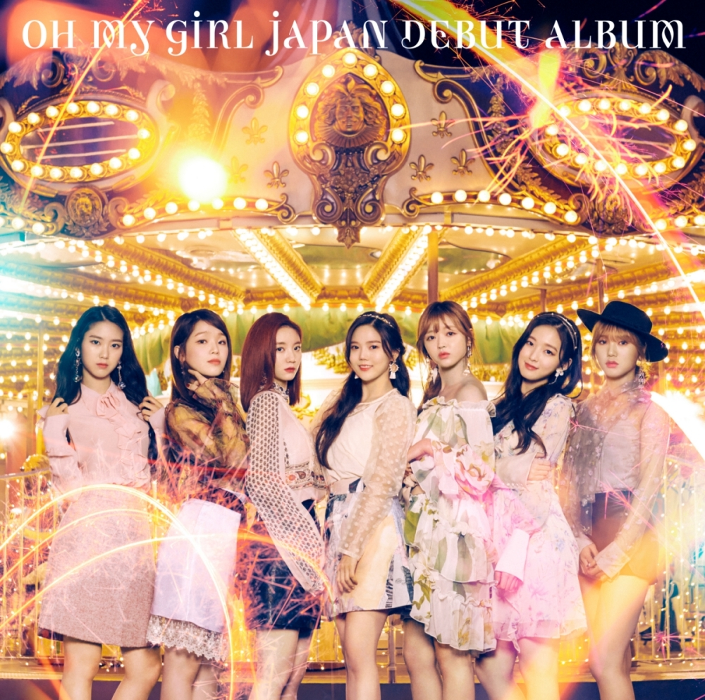 OH MY GIRL JAPAN DEBUT ALBUM【初回限定盤A】