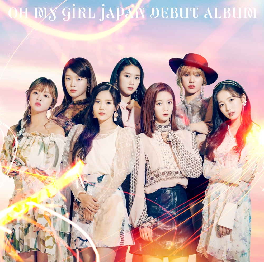 OH MY GIRL JAPAN DEBUT ALBUM【通常盤】