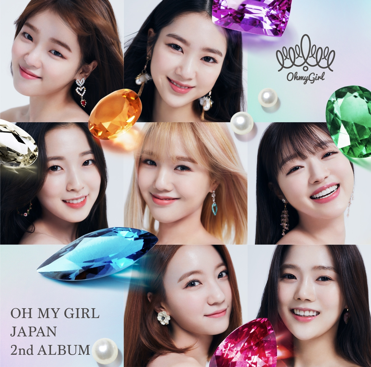 OH MY GIRL JAPAN 2nd ALBUM【初回限定盤A】