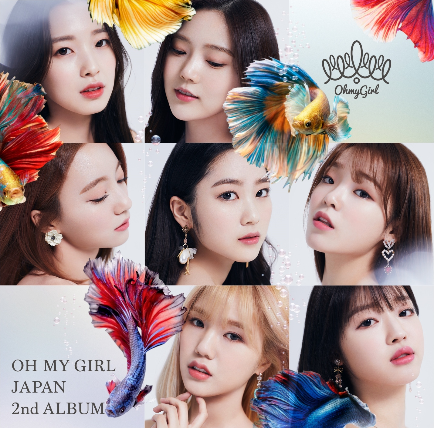 OH MY GIRL JAPAN 2nd ALBUM【初回限定盤B】