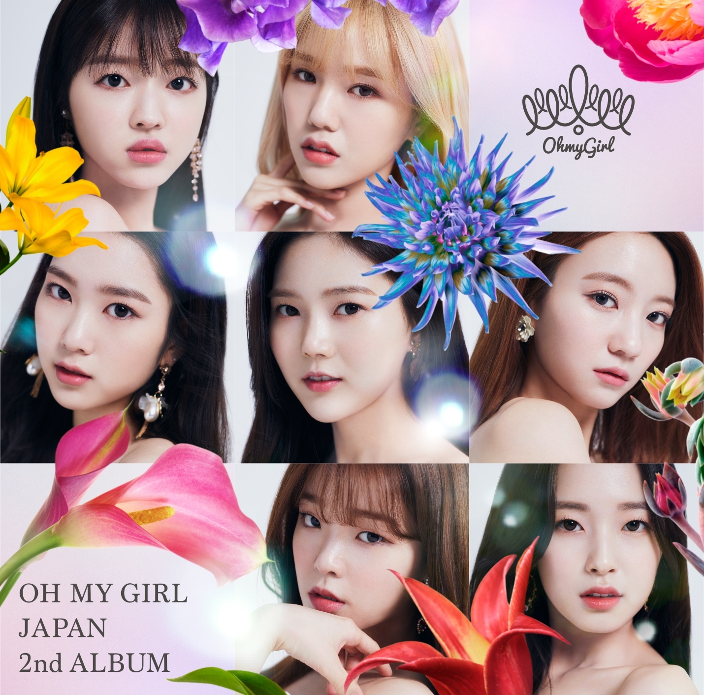OH MY GIRL JAPAN 2nd ALBUM【通常盤】