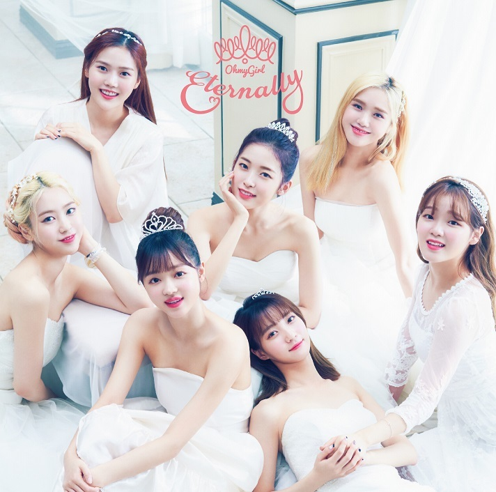 OH MY GIRL JAPAN 3rd ALBUM『Eternally』【初回限定盤A】